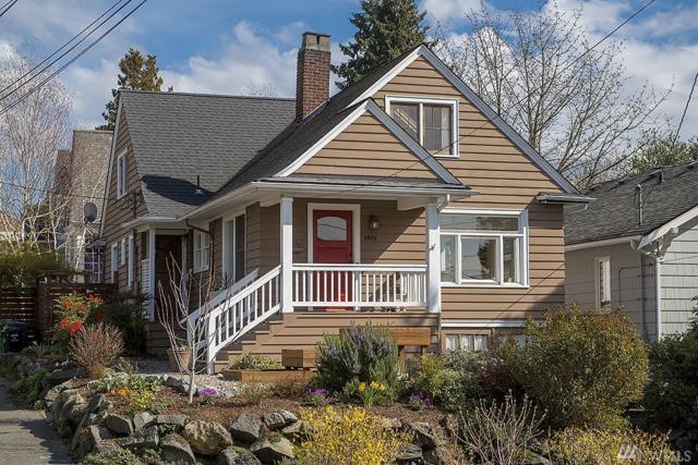 3920 Ashworth Ave N, Seattle, WA 98103 (#1260750) :: The Vija Group - Keller Williams Realty