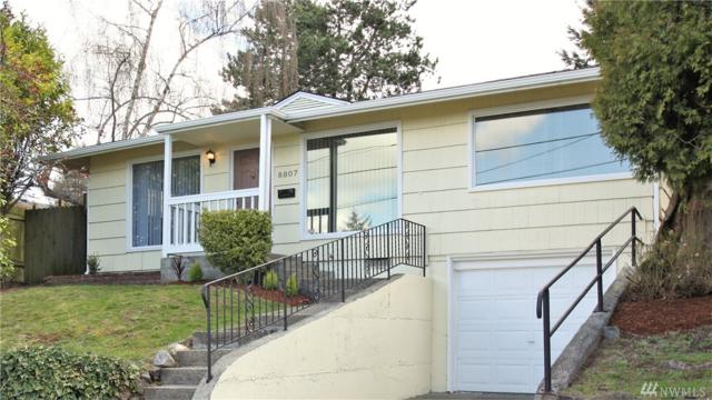8807 S G, Tacoma, WA 98444 (#1260766) :: Homes on the Sound