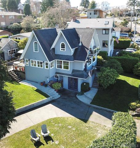 9256 View Ave NW, Seattle, WA 98117 (#1260880) :: Homes on the Sound