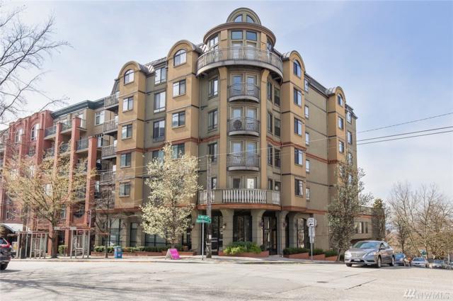 133 Queen Anne Ave N Ph601, Seattle, WA 98109 (#1260894) :: Ben Kinney Real Estate Team