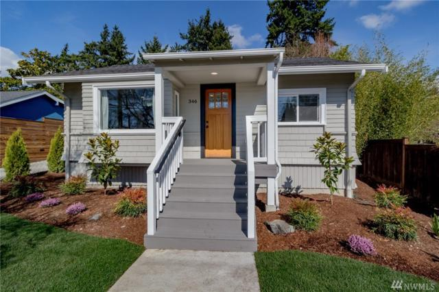 346 10th Ave, Kirkland, WA 98033 (#1261001) :: Entegra Real Estate