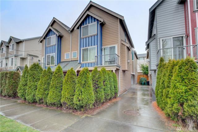9243 Ashworth Ave N B, Seattle, WA 98103 (#1261340) :: Tribeca NW Real Estate