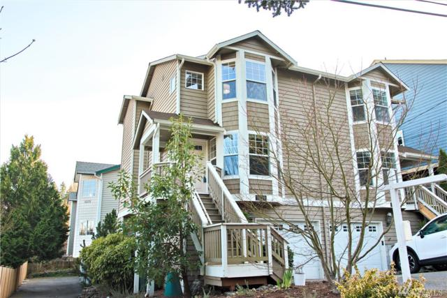 1229 NE 135th St, Seattle, WA 98125 (#1261424) :: The Snow Group at Keller Williams Downtown Seattle