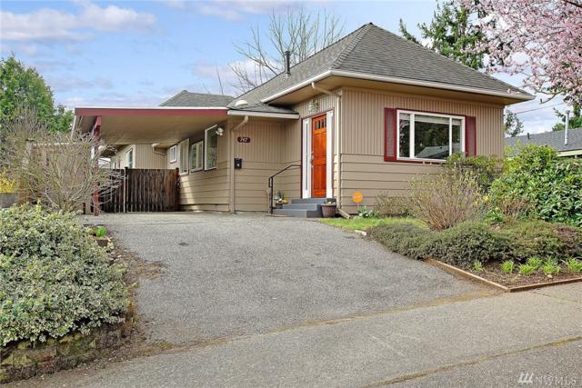 747 N 88th St, Seattle, WA 98103 (#1261430) :: Keller Williams Everett