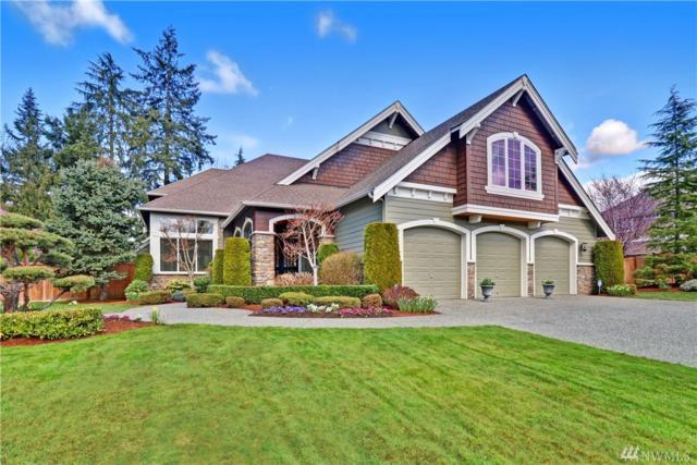 13701 233rd St SE, Snohomish, WA 98296 (#1261535) :: Keller Williams - Shook Home Group