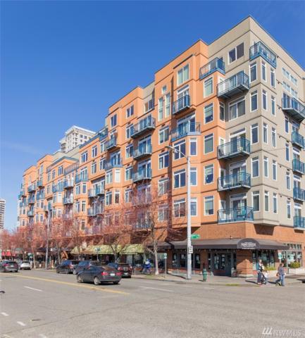 2414 1st Ave #506, Seattle, WA 98121 (#1261647) :: The Vija Group - Keller Williams Realty