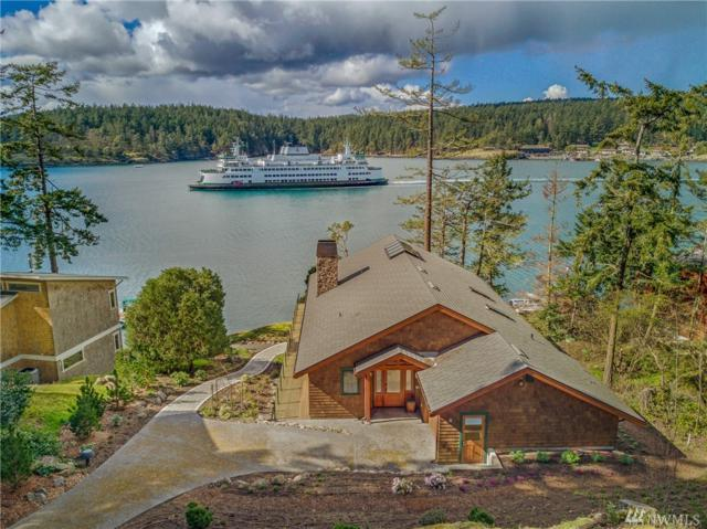 43 Brown Island, Friday Harbor, WA 98250 (#1261943) :: Homes on the Sound