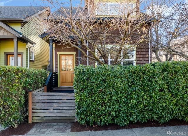 5919 22nd Ave NW, Seattle, WA 98107 (#1261982) :: Keller Williams - Shook Home Group