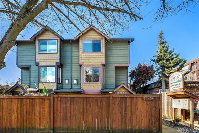 5645 California Ave SW A, Seattle, WA 98136 (#1262000) :: Better Homes and Gardens Real Estate McKenzie Group