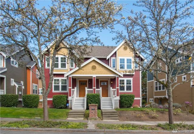 5805 55th Ave NE A, Seattle, WA 98105 (#1262067) :: The Vija Group - Keller Williams Realty