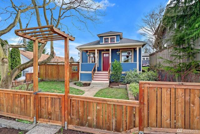 339 N 80th St, Seattle, WA 98103 (#1262315) :: Keller Williams - Shook Home Group