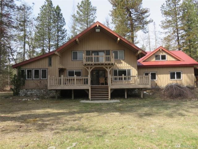 12290 Meacham Rd, Leavenworth, WA 98826 (#1263140) :: Homes on the Sound