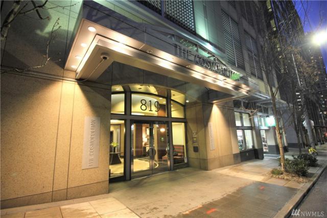 819 Virginia St #2409, Seattle, WA 98101 (#1263407) :: Tribeca NW Real Estate