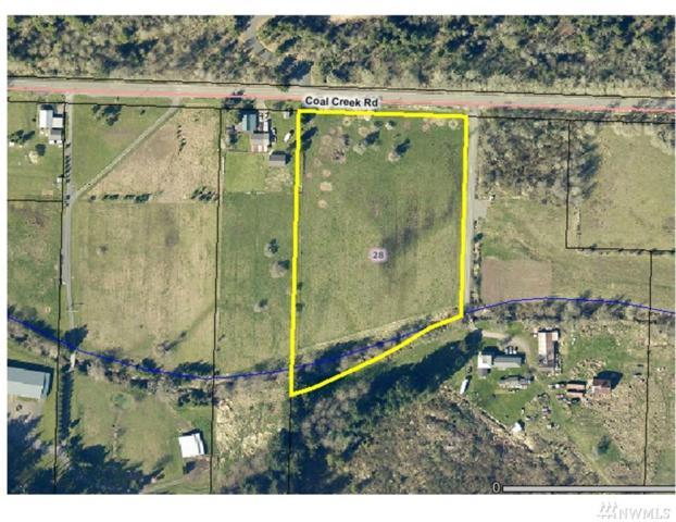 0 Coal Creek Rd, Chehalis, WA 98532 (#1263451) :: Keller Williams Everett