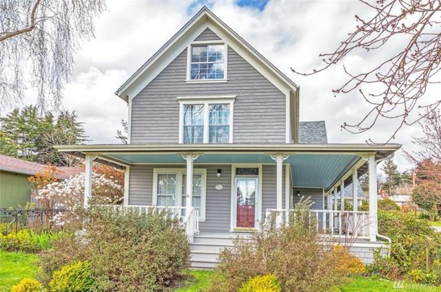 806 Garfield St, Port Townsend, WA 98368 (#1264030) :: The Snow Group at Keller Williams Downtown Seattle