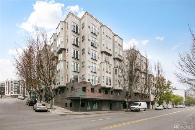 3028 Western Ave #512, Seattle, WA 98121 (#1264077) :: Carroll & Lions