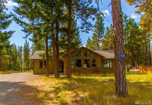 100 White Pine Dr, Ronald, WA 98940 (#1264320) :: Better Homes and Gardens Real Estate McKenzie Group