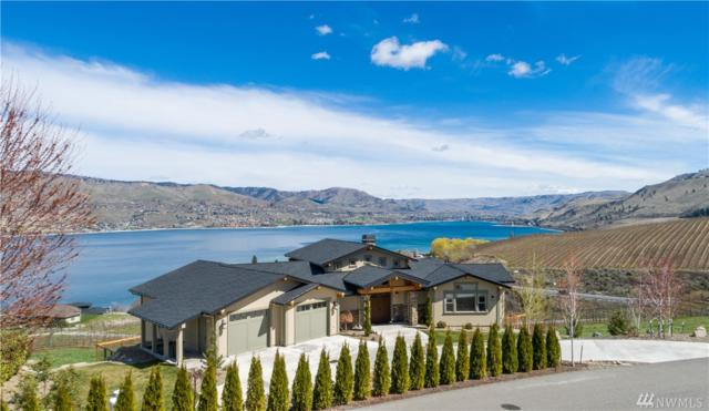 145 Clos Chevalle Rd, Chelan, WA 98816 (#1264494) :: Real Estate Solutions Group