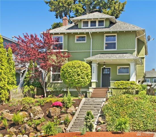 338 29th Ave, Seattle, WA 98122 (#1265162) :: Icon Real Estate Group