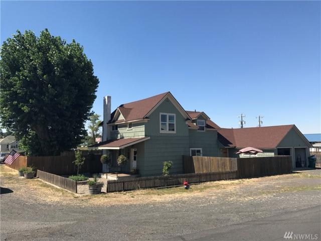 16 NW Raymond, Wilbur, WA 99185 (#1266559) :: Morris Real Estate Group