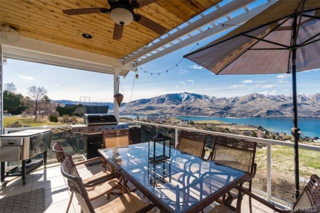 202 Pinnacle Place, Chelan, WA 98816 (#1266787) :: Homes on the Sound