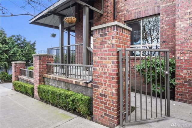 412 11th Ave #107, Seattle, WA 98122 (#1267139) :: Carroll & Lions