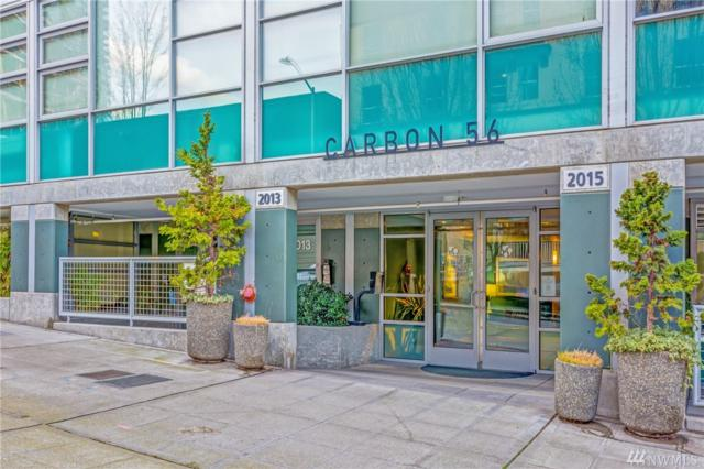2015 Terry Ave #310, Seattle, WA 98121 (#1268087) :: Carroll & Lions