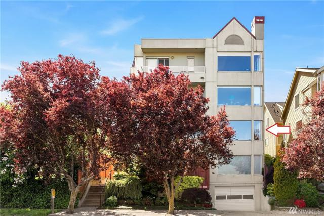 1613 California Ave SW #201, Seattle, WA 98116 (#1268373) :: The DiBello Real Estate Group