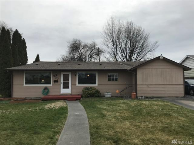 337 N Clark Rd, Moses Lake, WA 98837 (#1268965) :: Homes on the Sound