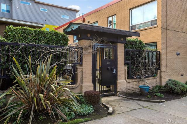 120 14th Ave #17, Seattle, WA 98122 (#1268993) :: Carroll & Lions
