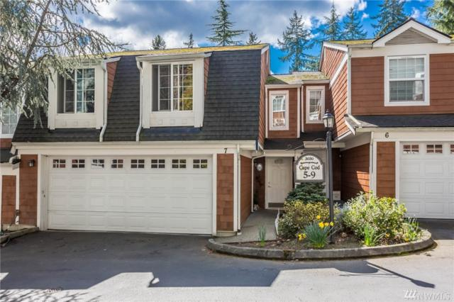 3030 128th Ave SE #7, Bellevue, WA 98005 (#1269206) :: The Robert Ott Group