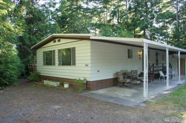 541 Seamount Dr, Brinnon, WA 98320 (#1270380) :: Homes on the Sound