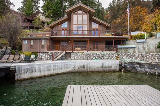 16518 S Lakeshore Rd, Chelan, WA 98816 (#1270495) :: The Robert Ott Group
