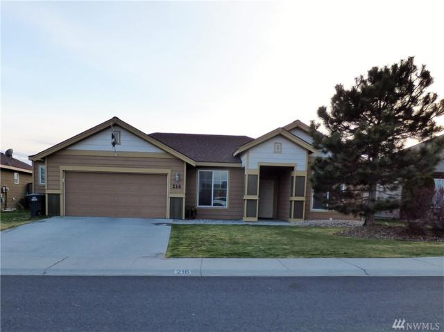 216 N Wellington St, Moses Lake, WA 98837 (#1270731) :: Homes on the Sound
