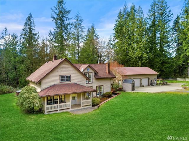 8803 314th Ave SE, Preston, WA 98050 (#1270754) :: Homes on the Sound