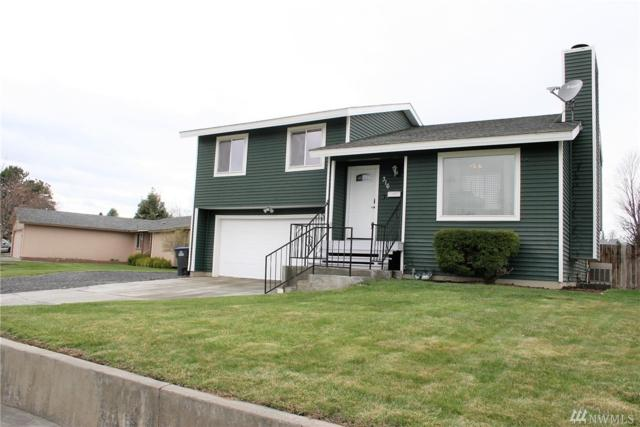 316 N Central Dr, Moses Lake, WA 98837 (#1271097) :: Homes on the Sound