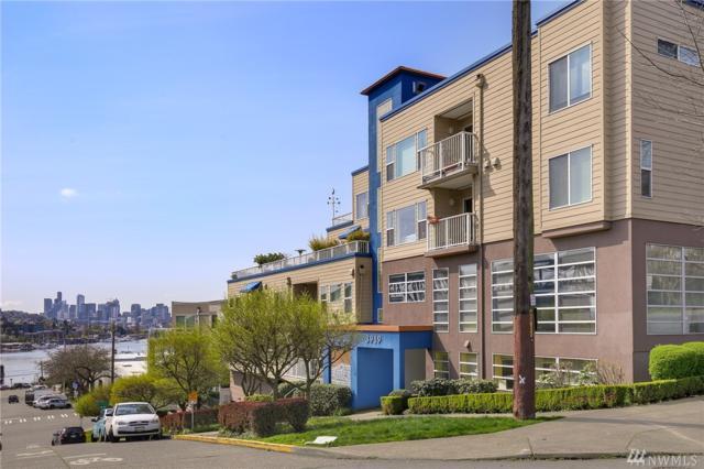 3919 Latona Ave NE #204, Seattle, WA 98105 (#1271431) :: Carroll & Lions