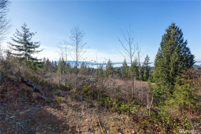 0-XXXX Chuckanut Crest Dr, Bellingham, WA 98229 (#1271736) :: Homes on the Sound