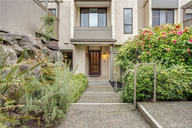 6514 Park Point Wy NE B 102, Seattle, WA 98115 (#1271760) :: The Snow Group at Keller Williams Downtown Seattle