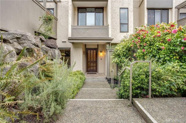 6514 Park Point Wy NE B 102, Seattle, WA 98115 (#1271760) :: Carroll & Lions