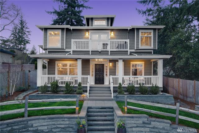 1029 3rd St, Kirkland, WA 98033 (#1272080) :: The Snow Group at Keller Williams Downtown Seattle