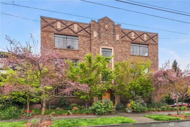 3121 Franklin Ave E #24, Seattle, WA 98102 (#1272407) :: The Snow Group at Keller Williams Downtown Seattle