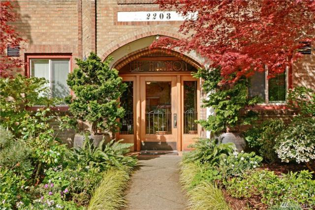 2203 Yale Ave E #302, Seattle, WA 98102 (#1272414) :: The Snow Group at Keller Williams Downtown Seattle