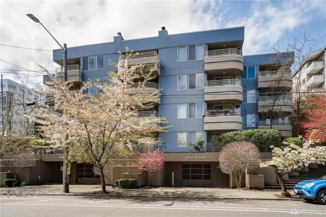 2145 Dexter Ave N #101, Seattle, WA 98109 (#1272587) :: Keller Williams - Shook Home Group