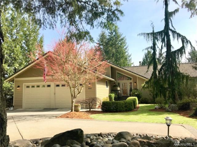 351 E Lakeland Dr, Allyn, WA 98524 (#1272911) :: Homes on the Sound
