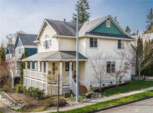 808 8th St, Snohomish, WA 98290 (#1272930) :: Better Homes and Gardens Real Estate McKenzie Group