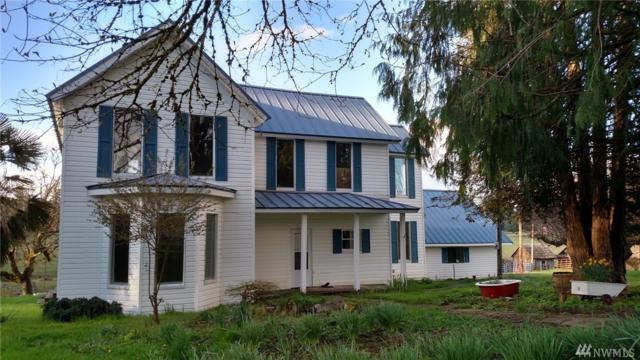 10514 NE 359 St, La Center, WA 98629 (#1273186) :: Homes on the Sound
