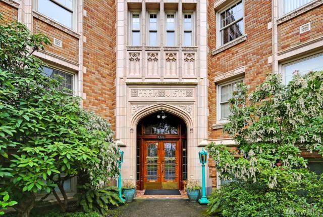 5810 Cowen Place NE #2, Seattle, WA 98105 (#1273462) :: Beach & Blvd Real Estate Group