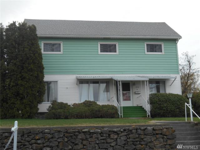 310 E 2nd Ave, Ritzville, WA 99169 (#1273743) :: The Robert Ott Group