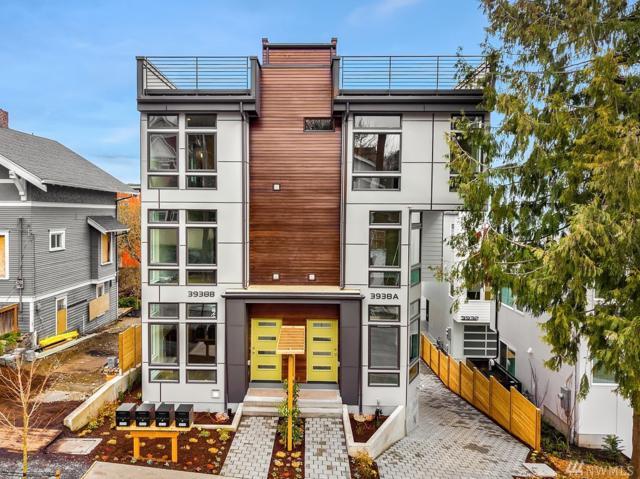 3938-A 1st Ave NE, Seattle, WA 98105 (#1274068) :: Carroll & Lions